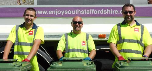 Image result for south staffordshire council bins image