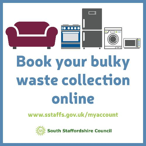 Book Bulky Waste Collection