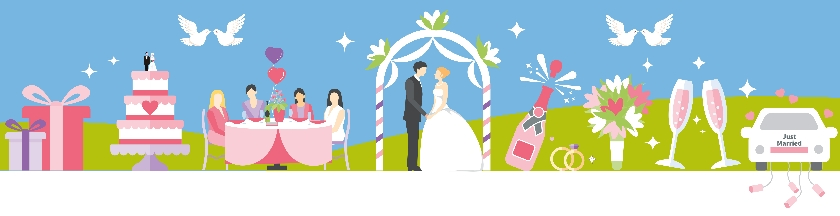 Wedding header