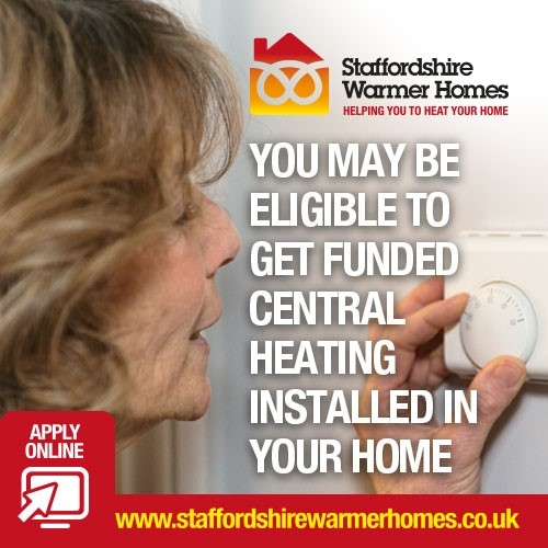 Staffs Warmer Homes