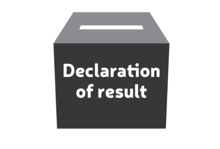 May Elections 2021 Results