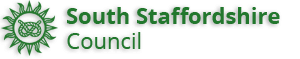 South Staffordshire District Council print logo